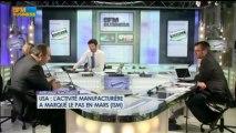 Olivier Delamarche :02 Avril 2013 - BFM Business