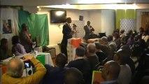Les vérités de Willy Bla -porte-parole du Cri-Panafricain -aux états de généraux de la résistance