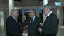 Albert Sasson fait Commandeur de l'Ordre du Mérite civil espagnol