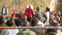 Troupes sud-africaines en Centrafrique : Zuma répond