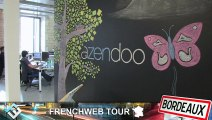 [FrenchWeb Tour Bordeaux] Grégory Lefort et Benoît Droulin, co-fondateurs d'Azendoo