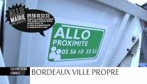 Bordeaux, ville propre - Quartiers libres