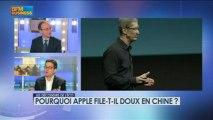 Pourquoi Apple file-t-il doux en Chine ? dans Les décodeurs de l'éco - 2 avril 1/5