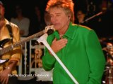 06 forever young Rod STEWART live 1998 New York's Infamous Supper Club - VH1 storytellers