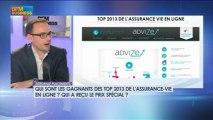 Top 2013 de l'assurance-vie en ligne : Jean-Damien Châtelain dans Intégrale Placements - 3 avril