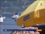 Deuil des Ricard sur l'île de Bendor - France 3 Provence-Alpes