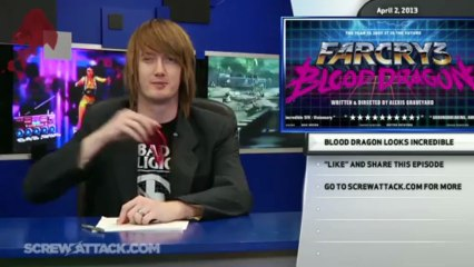 Poker Night 2 is Official, Epix Comes to PS3, and Blood Dragons Invade the 80's! - Hard News Clip