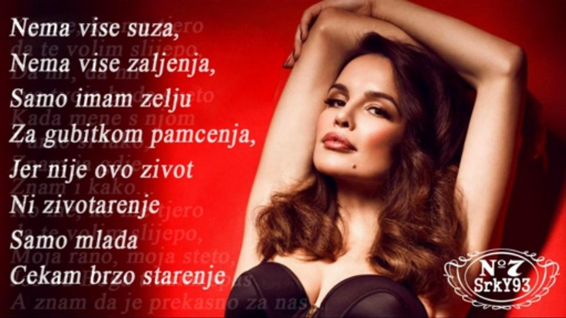 Severina - 2013 - 02 - Ko me tjero + Tekst