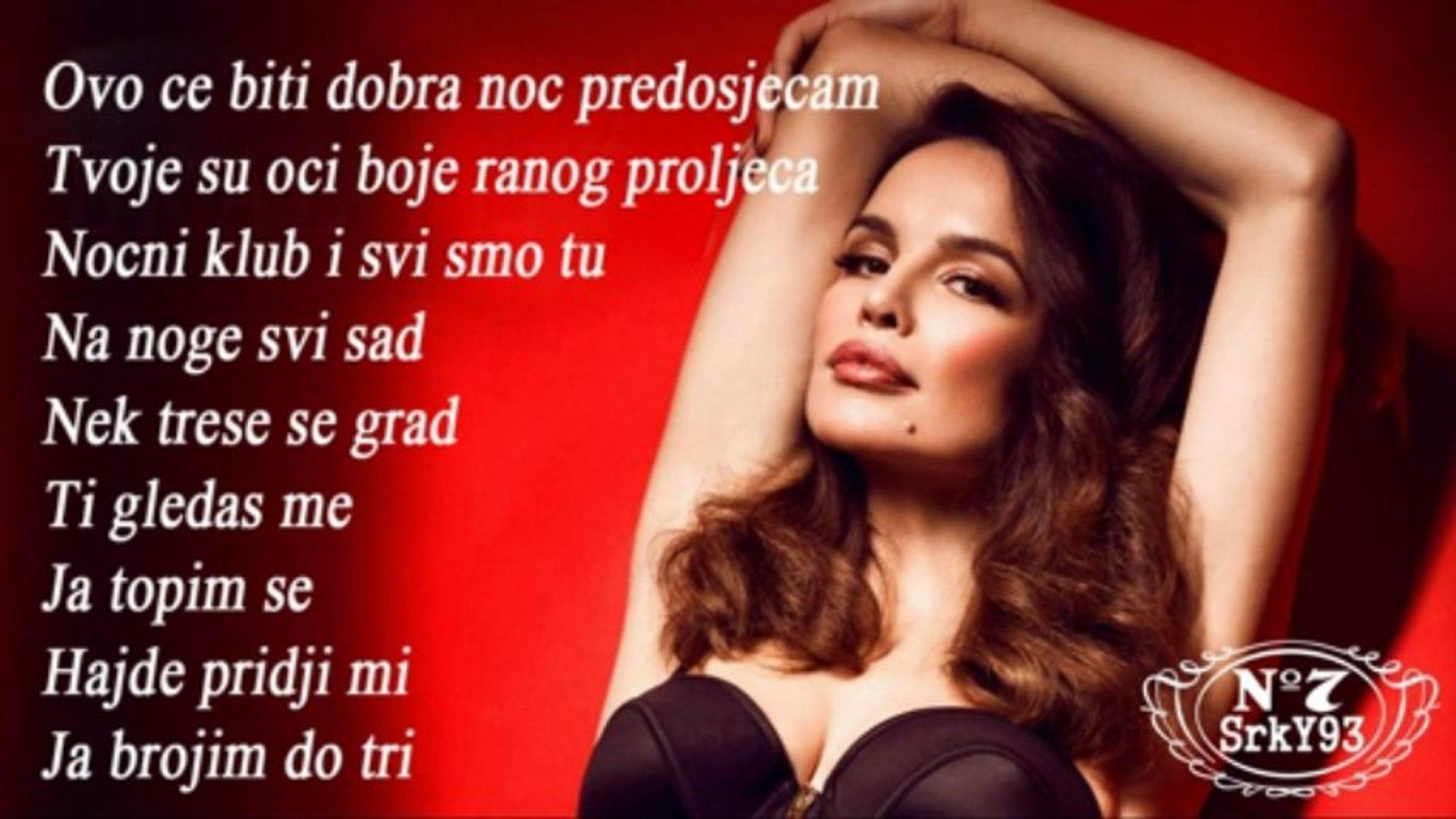 Severina - 2013 - 10 - Brad Pitt + Tekst
