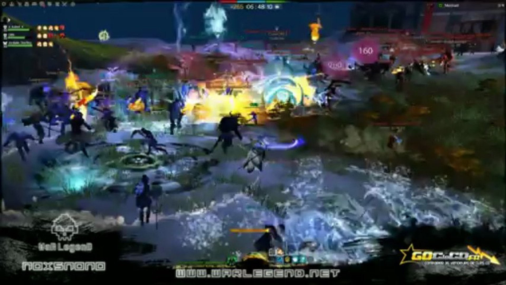 BattleStar WaR LegenD Guild Wars 2 - 03-04-2013