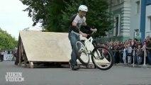 Extreme Biker Back Flop