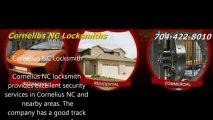 Cornelius NC Locksmith | Locksmith Cornelius NC