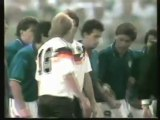 1988 (June 10) West Germany 1-Italy 1 (European Championship)