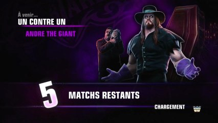 En route vers Summerslam #6 Hogan/Andre The Giant - Path Of Champion Legends WWE All Stars