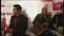 Nautanki Saala team at the success party