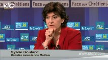Sylvie Goulard : Europe , il ne faut pas jeter le bébé européen avec l'eau du bain