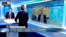 Politique Première: la position du gouvernement après les aveux de Jérôme Cahuzac - 04/04