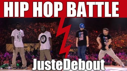 Hip-Hop dance Battle Maximus & Zulu  vs Prince & Isaac 3/4 final