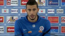 Younes Belhanda avant Valenciennes (J31)