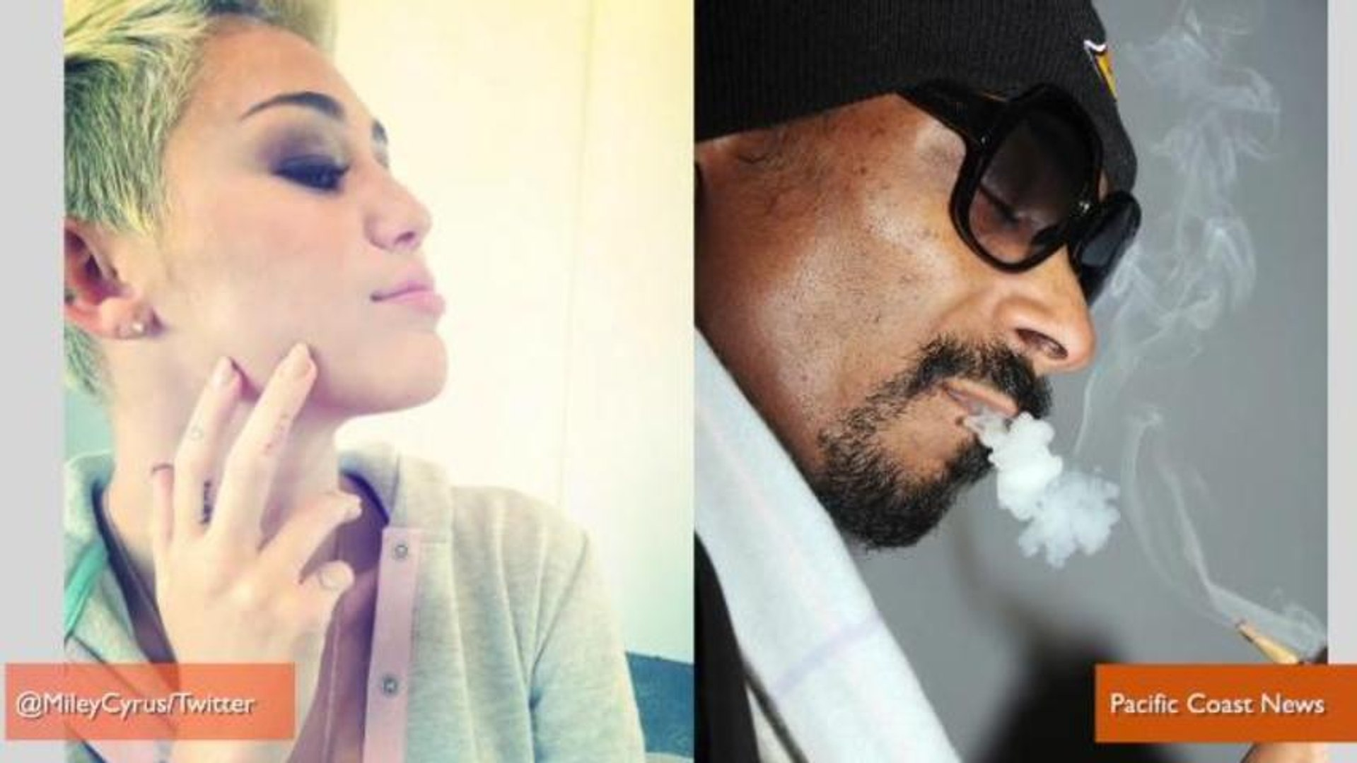 Miley Cyrus, Snoop Lion Debut Reggae Single