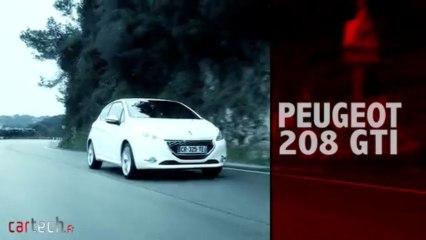 Peugeot 208 GTI à l'essai