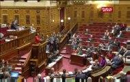 Mariage pour tous : discours de Christiane Taubira au Sénat