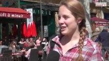 """""""Affaire"""" CAHUZAC - Cours Mirabeau à Aix en Provence, des aixois s'expriment"""