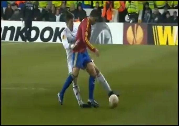 Bale lesión
