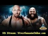 Wrestlemania XXIX Predictions