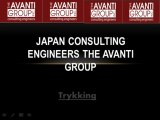 Japan Consulting Engineers the Avanti Group: Trykking avanti group