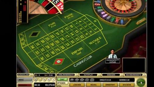 No deposit bonus casino roulette