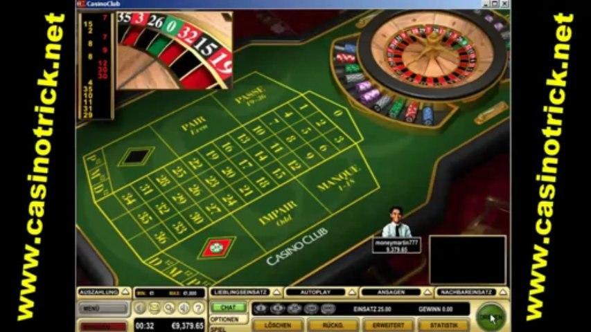 Roulette Spielen Lernen - Kann Man Vom Roulette Spielen Leben 2013