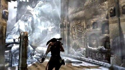 Ascension de la Ziggurat de Tomb Raider