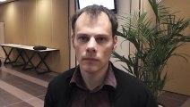 Frédéric STREIFF, de l'ADEME, ingénieur en charge des économies d'énergie pour l'industrie