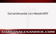 What does Modafinil do Damian Alexander, MD discusses What does Modafinil do