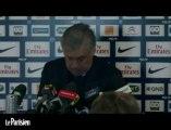 Rennes - PSG : Pour Ancelotti, Rennes a la même importance que Barcelone