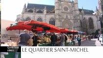 Bordeaux, Saint Michel - Quartiers libres