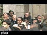 Denis Brogniart «dévasté» aux obsèques de Gérald Babin