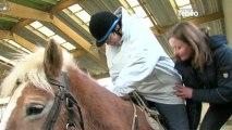 Equitation : L'acces aux chevaux pour tous (Brasparts)