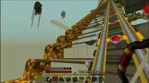 Minecraft épisode 6 : une forêt bien sombre et un mont bien fourbe !