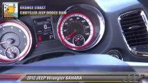 2012 JEEP Wrangler SAHARA - Orange Coast Chrysler Jeep Dodge Ram, Costa Mesa