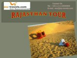 Holidays In Rajasthan | Travel Packages to Rajasthan | Cultural Trip In Rajasthan