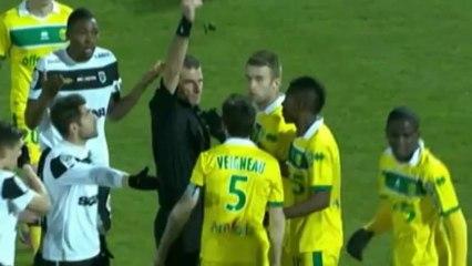 Angers SCO - FC Nantes : 2-0