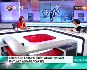 Cemalnur Sargut ile Aşka Yolculuk 06.04.2013 1.Kısım
