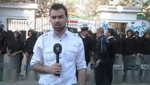 Euronews Correspondent attacked in Cairo