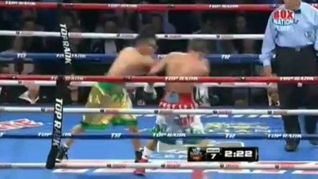 2013-04-06 Brian Viloria vs Juan Francisco Estrada