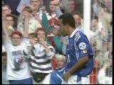 1996 (June 18) France 3-Bulgaria 1 (European Championship)