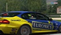 C-ONline TCC 2013 Imola Race 1 Highlights