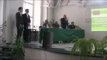 Debata proekologiczna w Carolinum - 26.03.2013r.
