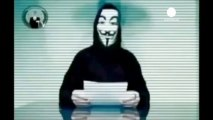 Anonymus lanza un ciberataque contra Israel